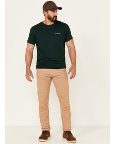 Wrangler ATG Men's All-Terrain Tiger Brown Convertible Trail Jogger Pants , Beige/khaki, hi-res