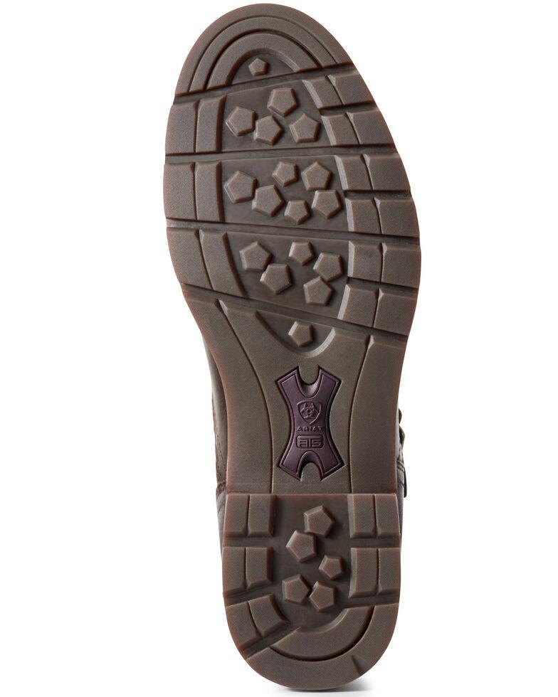 Ariat Women's Savannah Waterproof Boots - Round Toe, Brown, hi-res