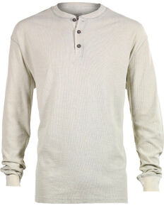 Cody James Men's Tan Dusty Long Sleeve Shirt - Big, Tan, hi-res