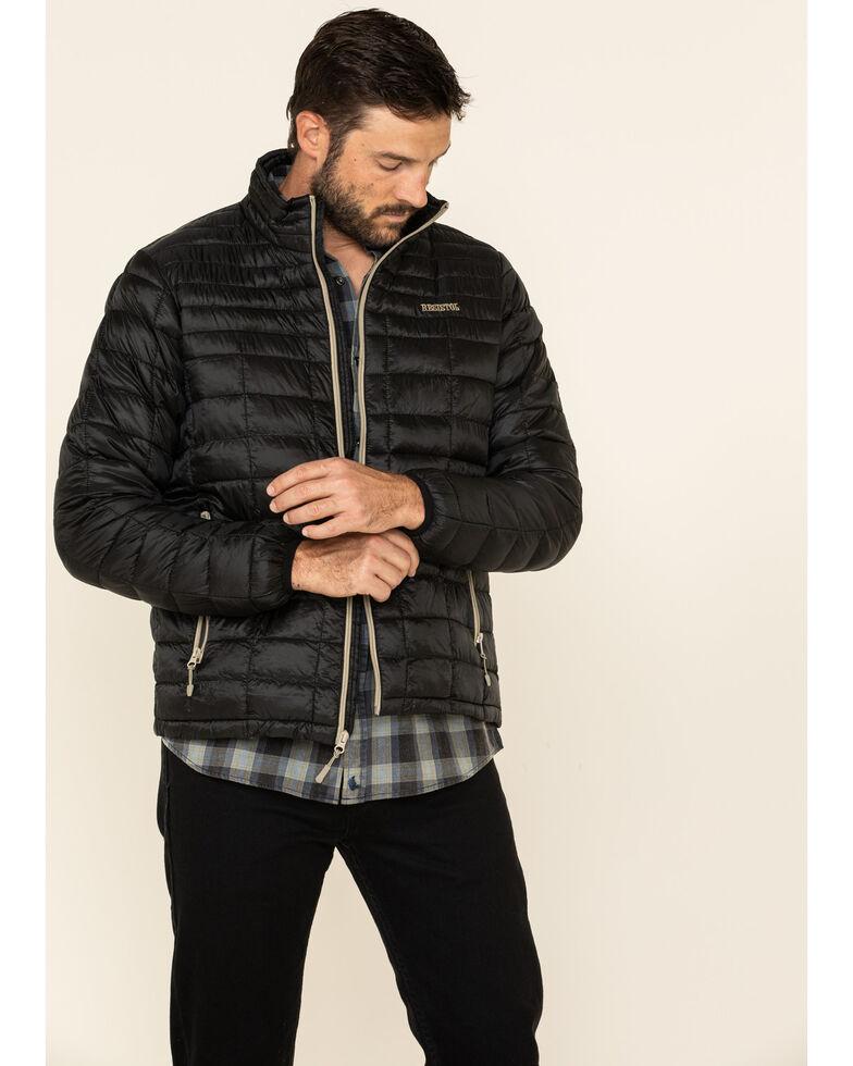 Resistol Men's Black Cold Bloq Puffer Jacket , Black, hi-res
