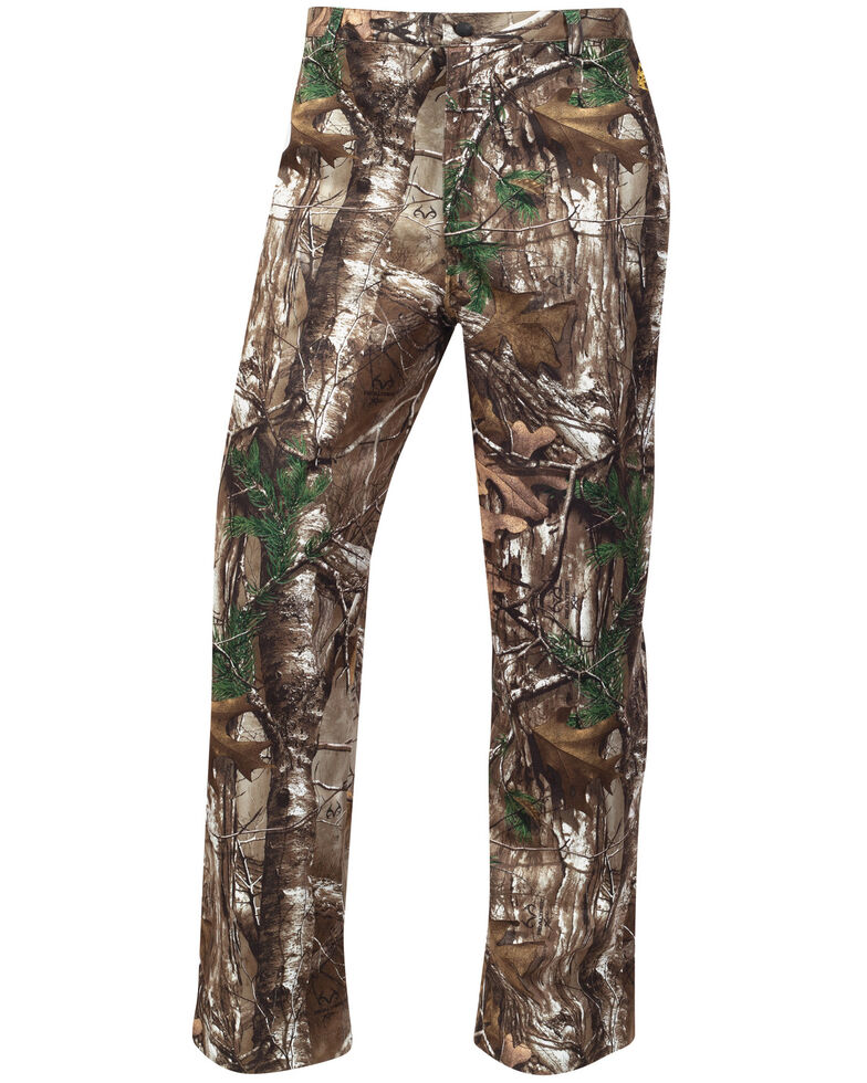 Rocky Men's SilentHunter Rain Pants, Camouflage, hi-res