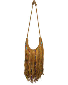 Kobler Leather Women's Tan Gypsy Crossbody Bag, Tan, hi-res
