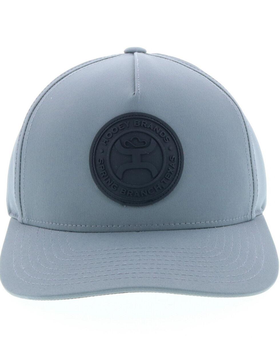 HOOey Men's Guadalupe Snapback Cap, Grey, hi-res