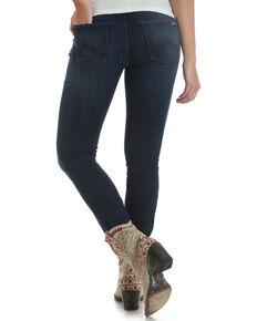 Wrangler Retro Women's Dark Wash Mae Skinny Jeans , Indigo, hi-res