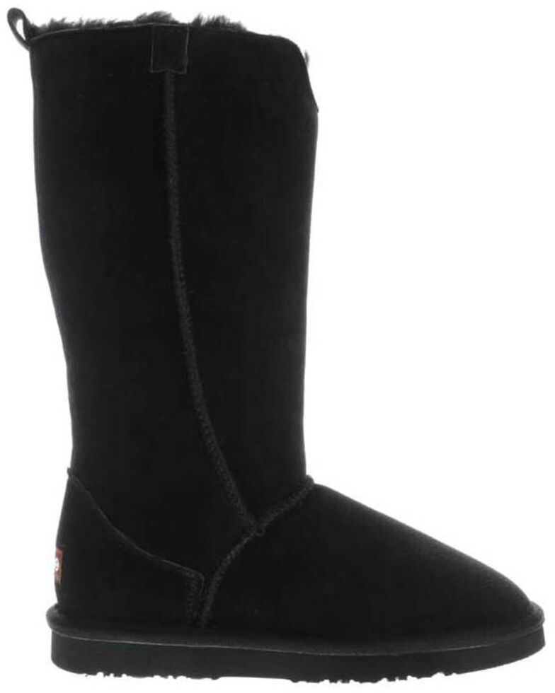 Lamo Footwear Women's Bellona Tall Boots - Round Toe, Black, hi-res