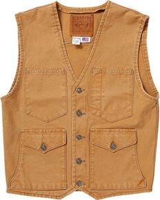 7d6627c20a4 Schaefer Outfitter Men s Suntan Vintage Mesquite Vest