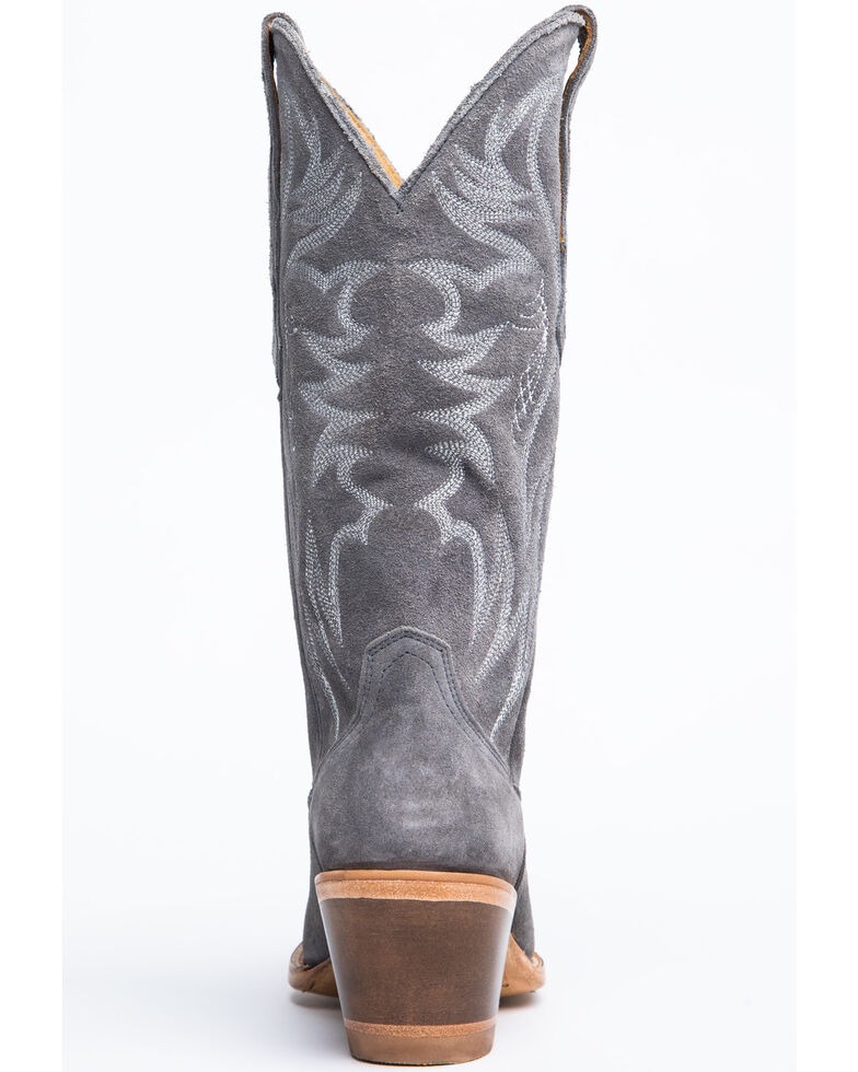 Idyllwind Women's Charm'd Life Western Boots - Round Toe, Grey, hi-res