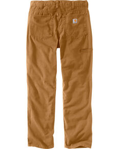 Carhartt Men's Rugged Flex® Rigby Five-Pocket Jeans, Pecan, hi-res