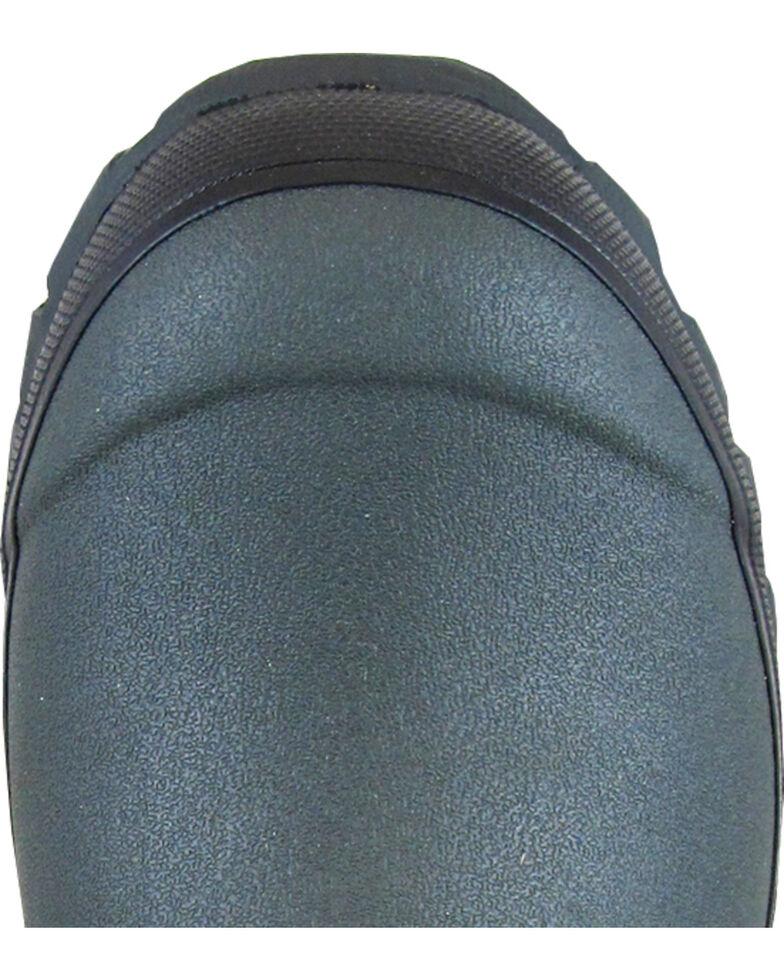 Smoky Mountain Youth Boys' Amphibian Boots - Round Toe , Black, hi-res