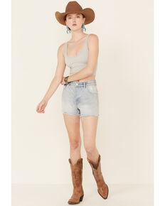 Rolla's Women's Original City Shorts, Blue, hi-res