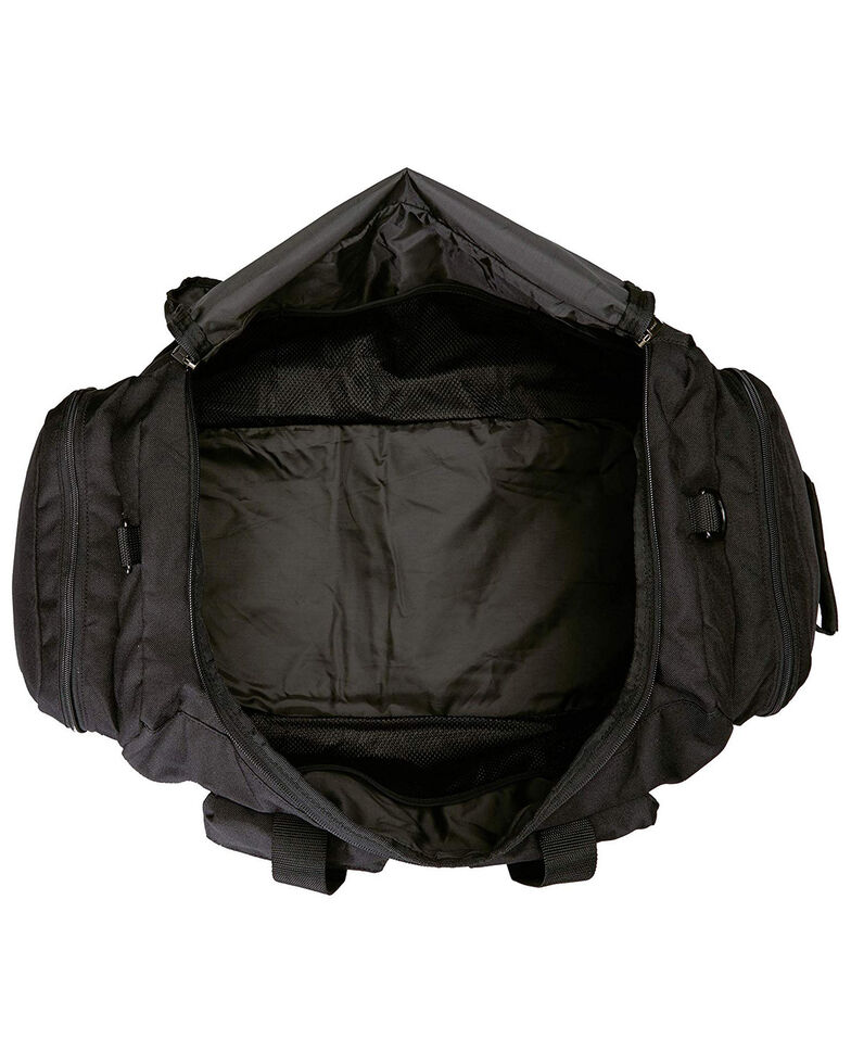 "Carhartt Black Legacy 25"" Utility Duffel Work Bag , Black, hi-res"