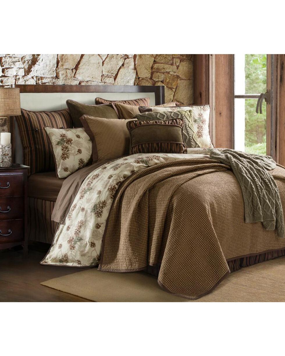 HiEnd Accents Forest Pine Queen Comforter Set, Multi, hi-res