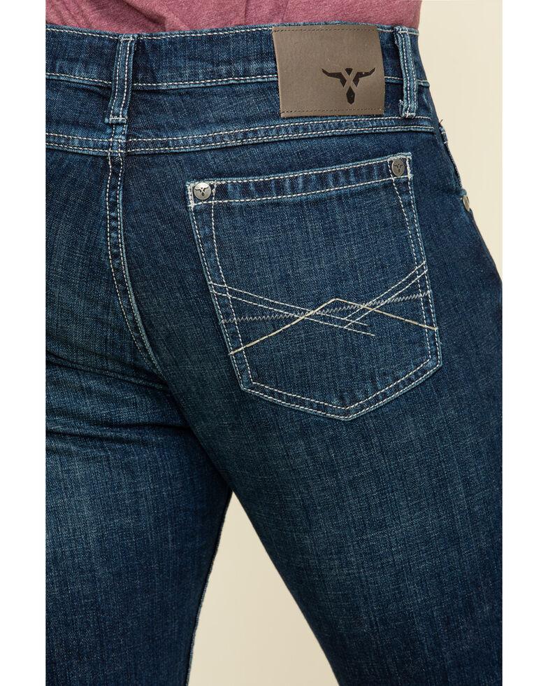 Wrangler 20X Men's No.44 Kasey Stretch Slim Straight Jeans , Blue, hi-res