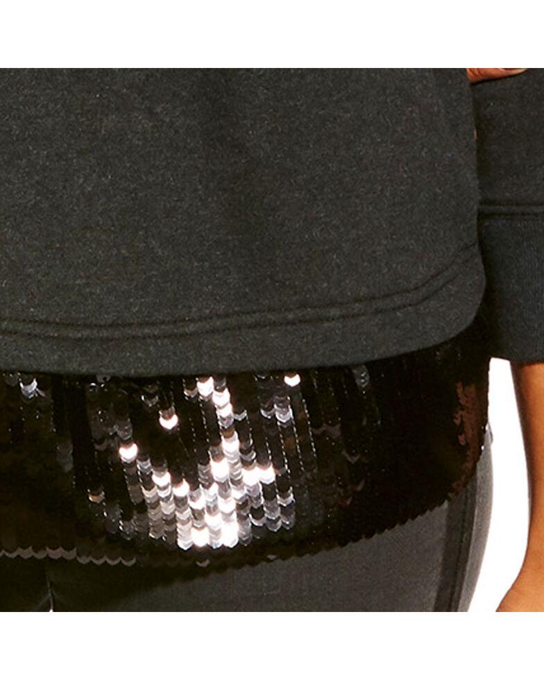 Ariat Women's Black Dazzle Pullover , Black, hi-res