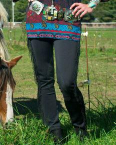 Tasha Polizzi Women's Black El Paso Pants , Black, hi-res