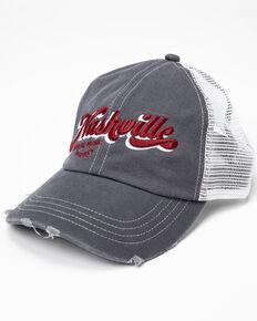 Idyllwind Women's Nashville Inspires Ball Cap , Grey, hi-res
