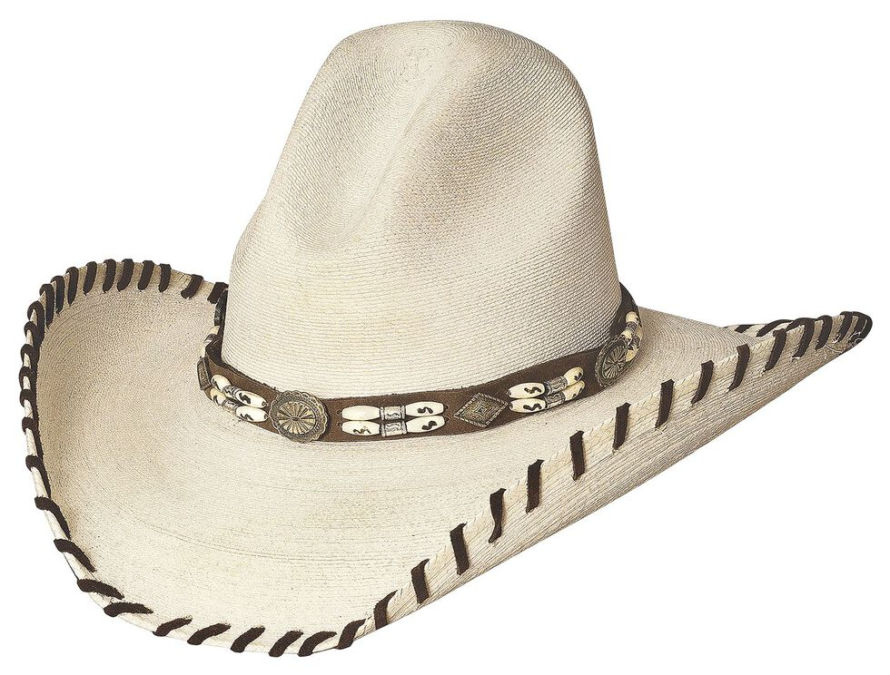 a5fb9280967 Bullhide The Last Chief Panama Straw Cowboy Hat - Country Outfitter