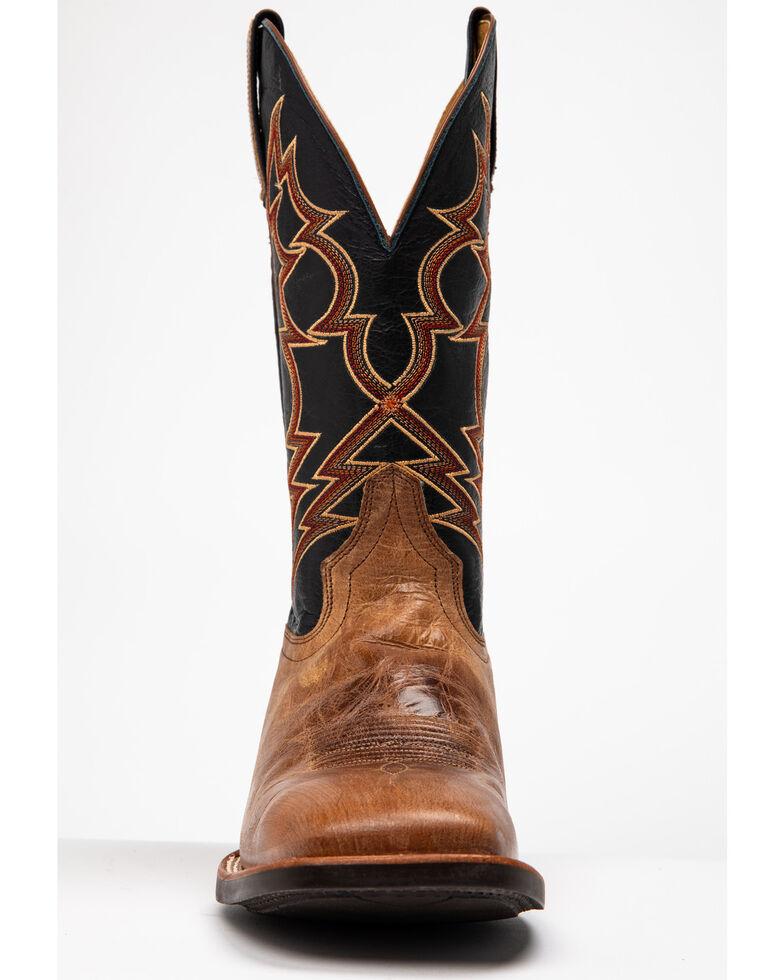 Cody James Men's Dustin Tanya Western Boots - Square Toe, Brown, hi-res