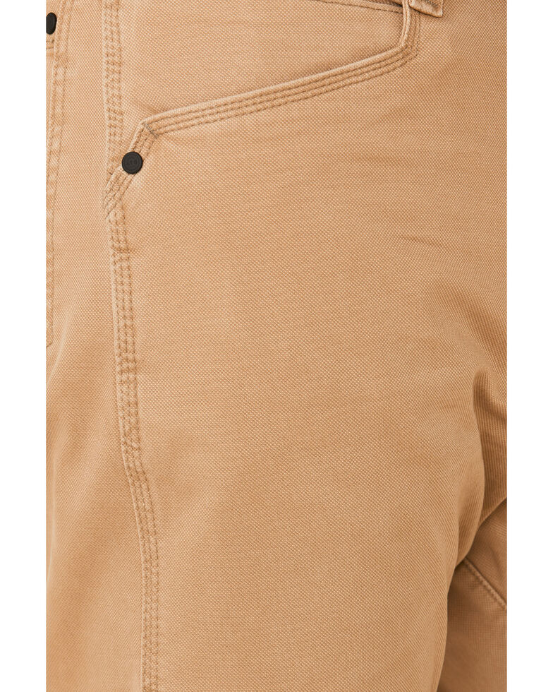 ATG™ by Wrangler Men's All-Terrain Kelp Khaki Reinforced Utility Work Pants , Beige/khaki, hi-res
