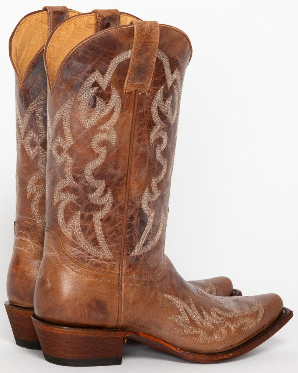 Shyanne Women's Dublin Western Boots - Snip Toe, Tan, hi-res