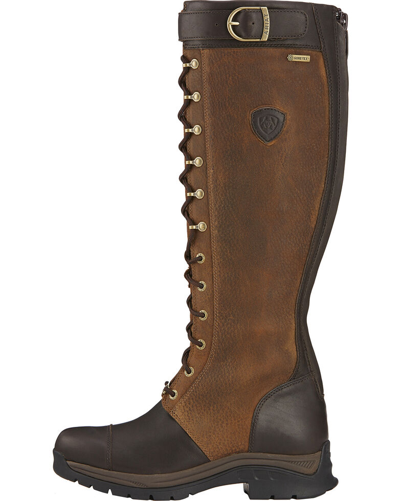 Ariat Women's Berwick GTX Insulated Boots, Black, hi-res