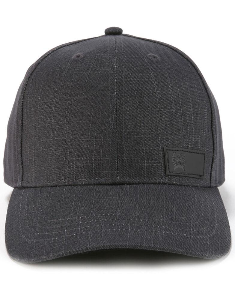 Cinch Men's Black Arena Flex Ball Cap , Black, hi-res