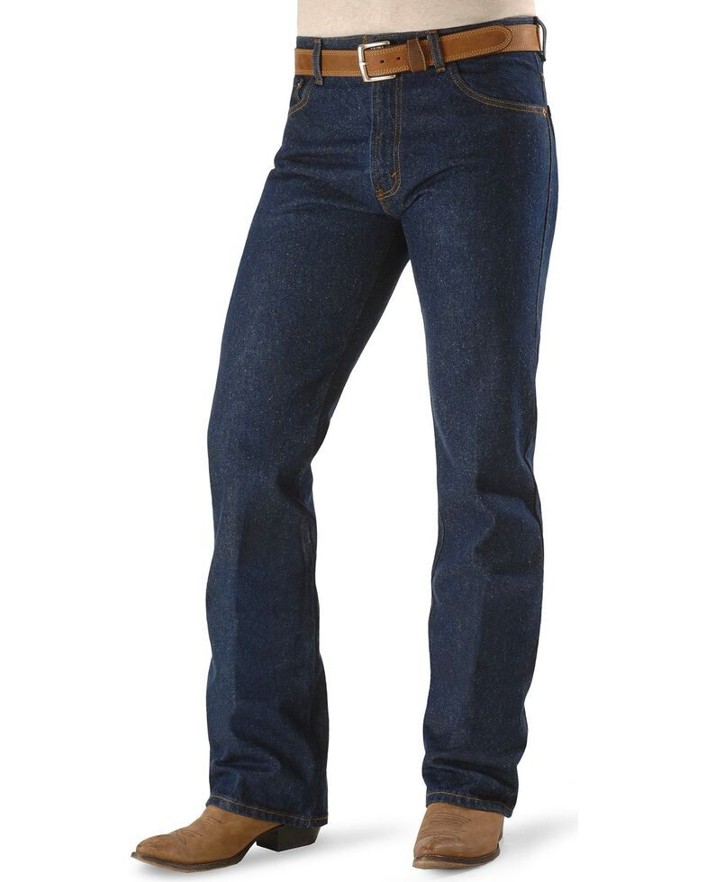fa52591ef19 Zoomed Image Levis Men's 517 Rigid Boot Cut Jeans - Tall, Indigo, hi-res