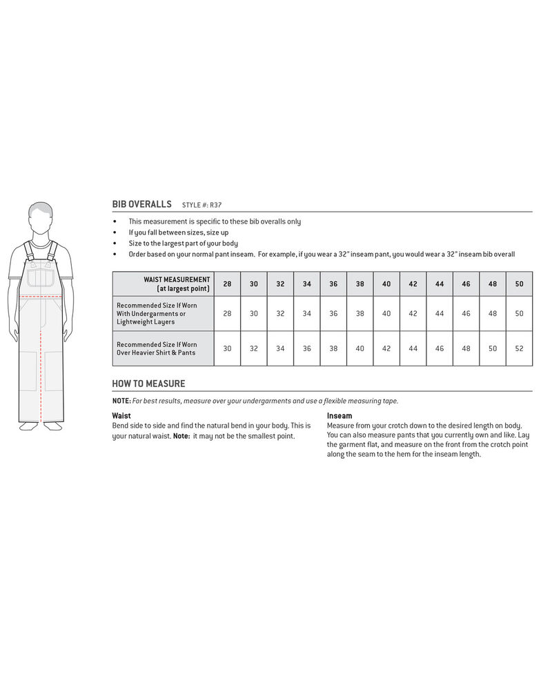 Carhartt Zip-to-Thigh Work Overalls, Carhartt Brown, hi-res