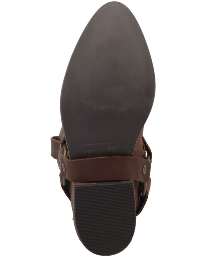 Dingo Women's Appaloosa Western Boots - Medium Toe, Brown, hi-res