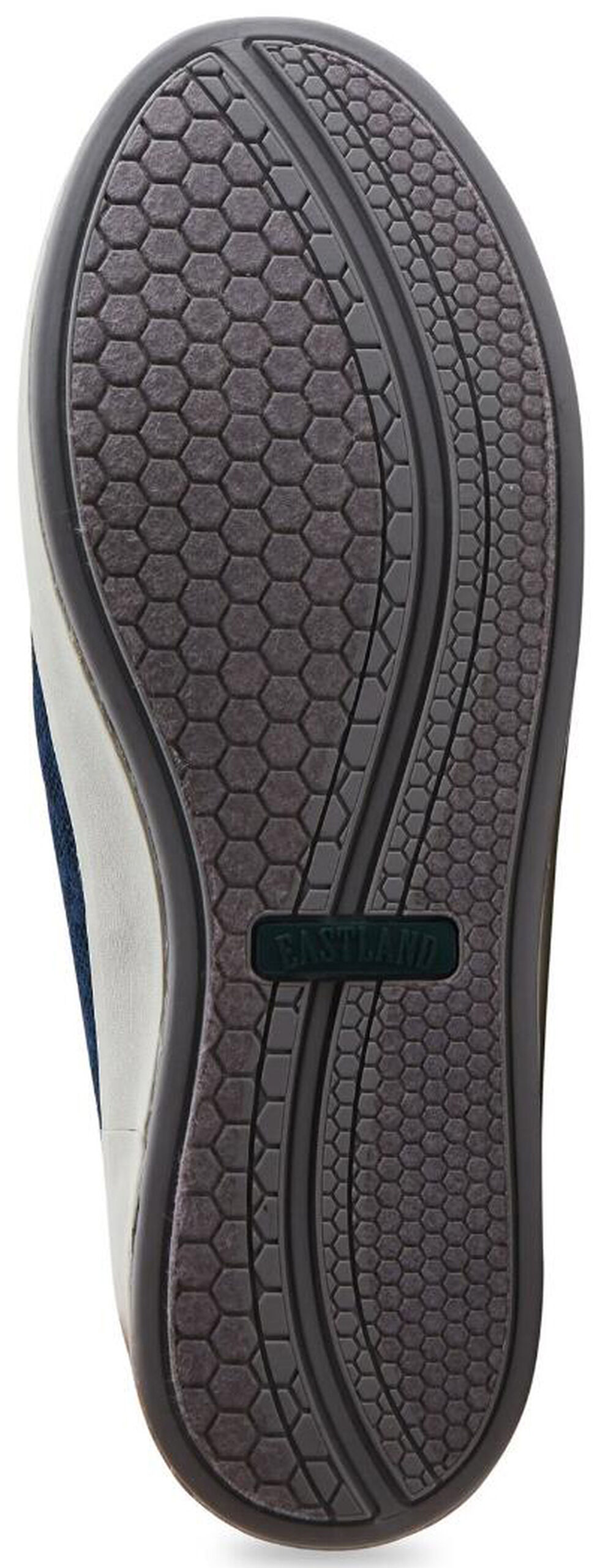 Eastland Women's Navy Breezy Slip-On Sneakers , Navy, hi-res