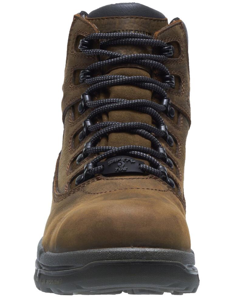 Wolverine Men's I-90 Durashocks Work Boots - Composite Toe, Brown, hi-res
