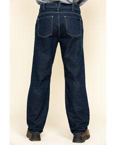 Hawx® Men's FR Denim Straight Work Jeans , Indigo, hi-res