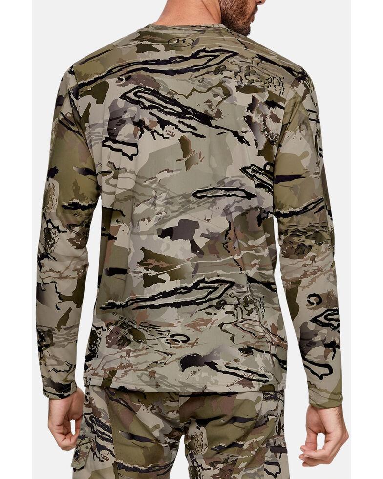 Under Armour Men's Barren Iso-Chill Brushline Long Sleeve Work Shirt , Camouflage, hi-res