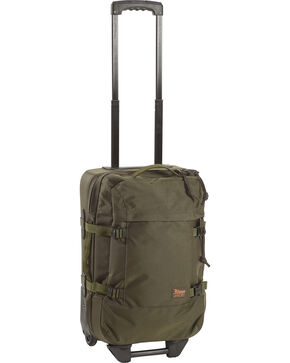 Filson Otter Green Dryden 2-Wheel Carry-On Bag , Hunter Green, hi-res