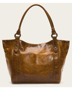 Frye Womens Melissa Shoulder Bag Cognac Hi Res