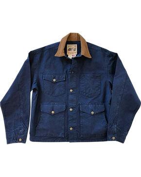 Schaefer Outfitter Men's Indigo Vintage Brush Jacket , Indigo, hi-res