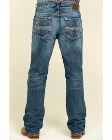 Ariat Men's M4 Coltrane Durango Bootcut Jeans - Big, Indigo, hi-res