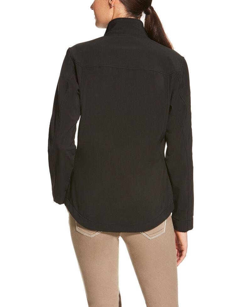 Ariat Women's Softshell Team Jacket , Black, hi-res