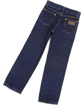 Wrangler Boys' Jeans - Cowboy Cut - 1-7, Dark Indigo, hi-res