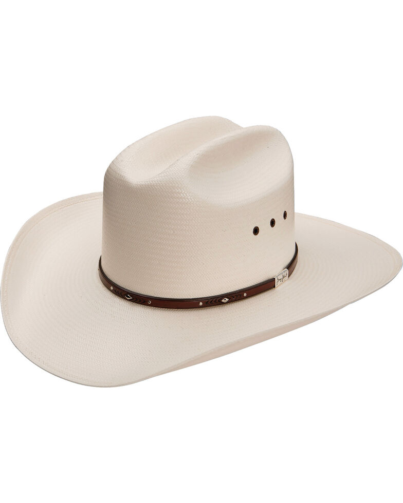George Strait by Resistol Palo Duro T 8X Straw Cowboy Hat - Country ... 8c065d88153