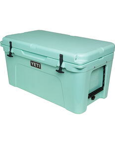 Yeti Green Tundra Series Limited Edition Cooler - 65 Quarts, Green, hi-res
