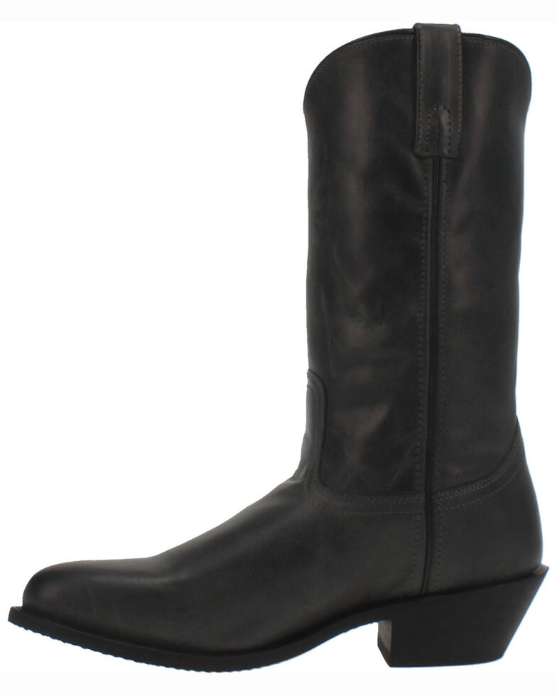 Dingo Men's Williamsburg Western Boots - Round Toe, Black, hi-res