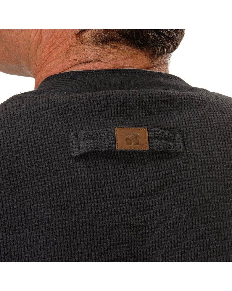 Wrangler Riggs Work Wear Thermal Henley Shirt, Navy, hi-res