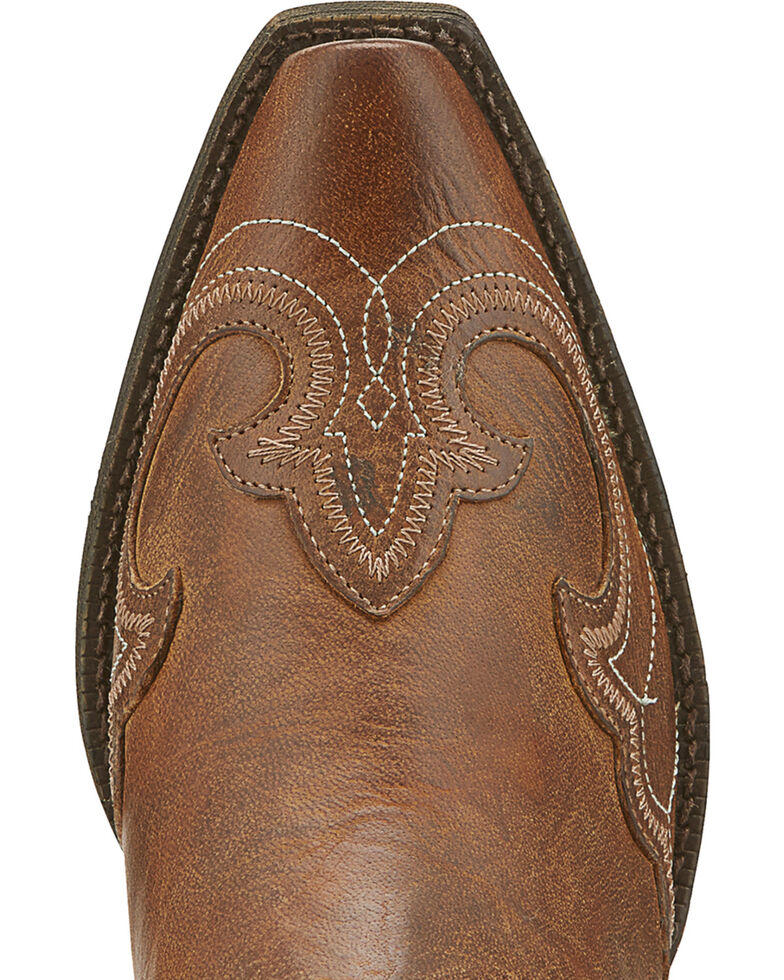 a9671835a66 Ariat Round Up Sandstorm Cowgirl Boots - Snip Toe