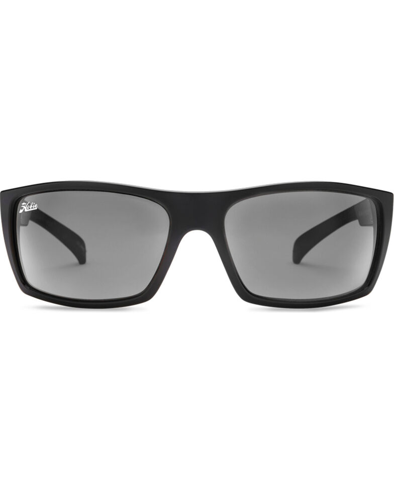 8f9b566b472 Hobie Men s Satin Black Baja Polarized Sunglasses - Country Outfitter