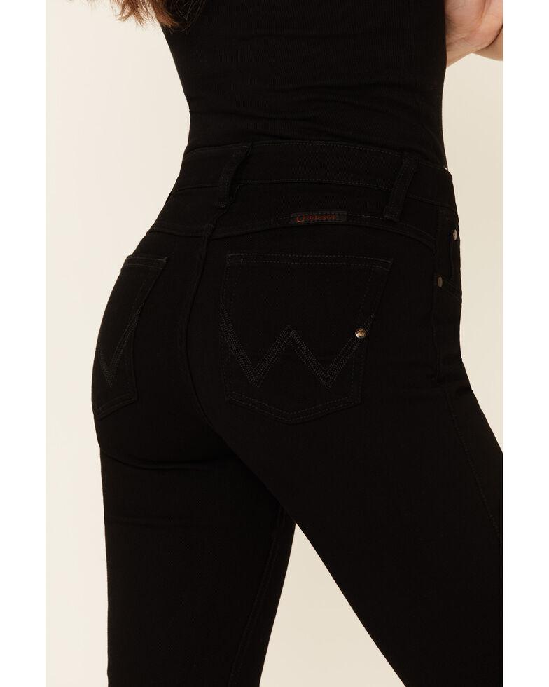 Wrangler Women's Black Magic Ultimate Riding Q-Baby Jeans, Blk Magic, hi-res