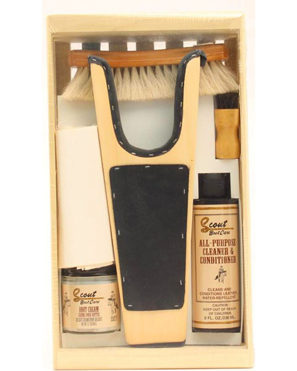 Scout Boot Care Kit, Multi, hi-res