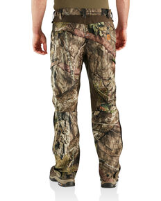 Carhartt Men's Camo Buckfield Work Pants - Big & Tall , Camouflage, hi-res