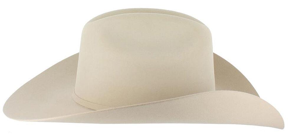 Cody James Men's 5X Silver Belly Felt Cowboy Hat, Silverbelly, hi-res