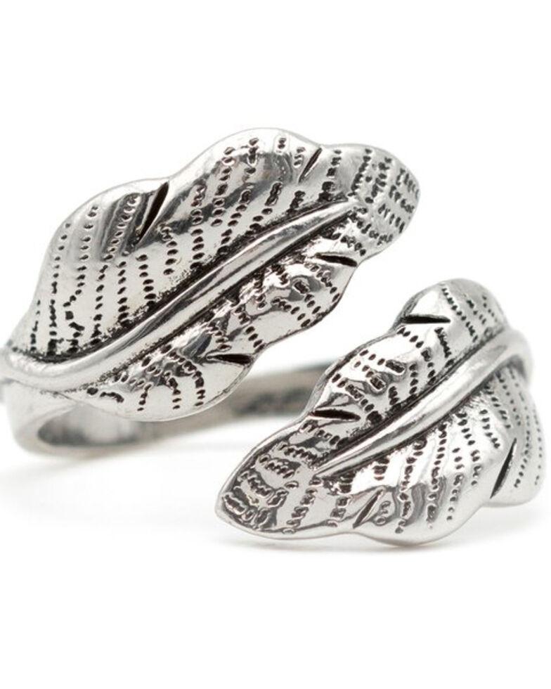Cowgirl Confetti Women's Simple Pleasures Ring, Silver, hi-res